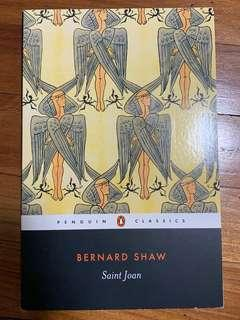 🚚 Saint Joan by Bernard Shaw
