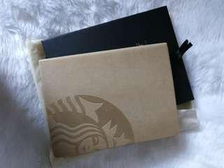 2012 Starbucks Planner