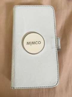 Mimco phone case white iPhone 6