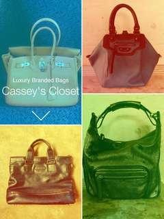 Sale Branded Bags