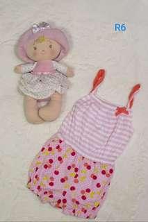 Pre-loved baby romper