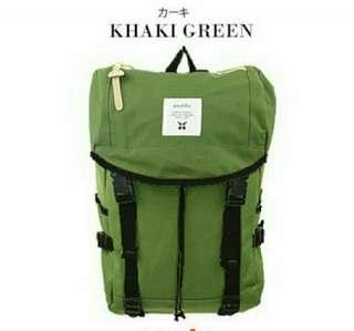🚚 Big capacity Anello Backpack