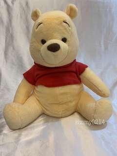 Disney Winnie The Pooh 50cm Plush Japan Authentic