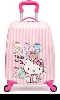 🚚 Children roller luggage bag