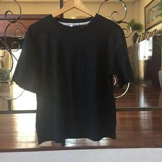 Yesstyle Black T Shirt
