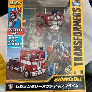Transformers Optimus Prime Takara Tomy Bumble Bee