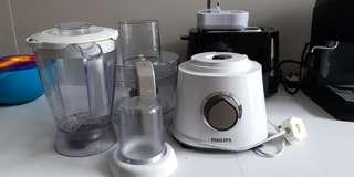 Blender/Food Processor/ Grinder Set