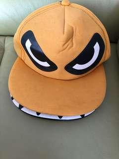Angry duck cap