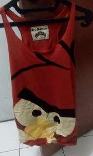 Tanktop Angry Bird