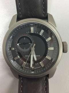 PRICED TO CLEAR. RM3,200.00. Schaumburg AQM Bullfrog Vision Titanium German Automatic Watch