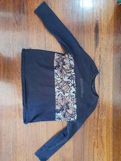 Black jumper Zara W&B