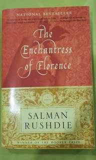Enchantress of Florence by Salman Rushdie