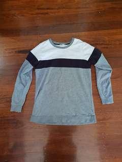 Target grey jumper size 10