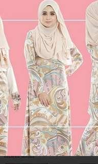 🚚 By Fatin Suhana Pucci Poise Dress