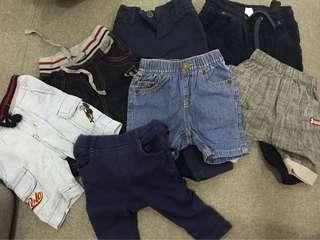 Short and long pants