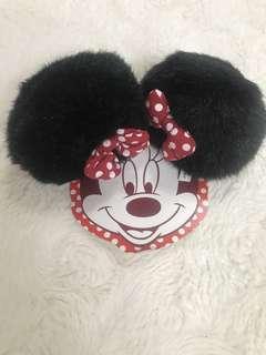 Minnie hair clip
