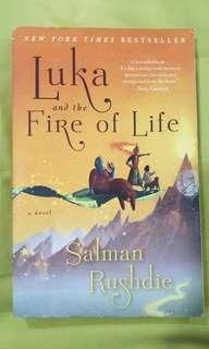 Luka & the Fire of Life by Salman Rushdie