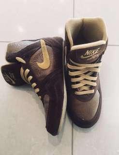 Brown Nike
