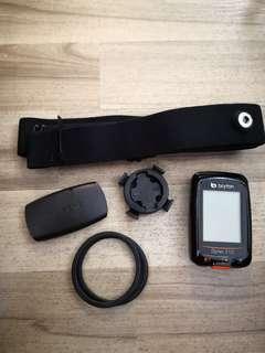 Bryton Rider 310 + Heart rate sensor