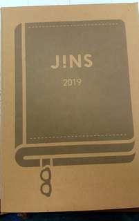 🚚 JINS 2019 筆記本