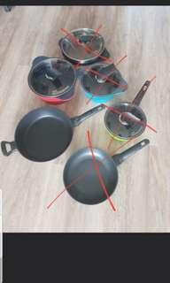 Happy call pots