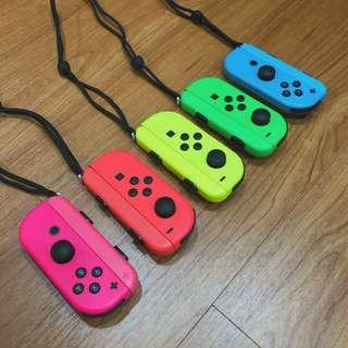 【現貨】全新日版Switch joy-con 腕帶 多種顏色【可面交】