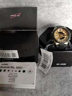 Casio G-MS MSG-400G-1A2DR (MSG-400G-1A2 / MSG-400G)