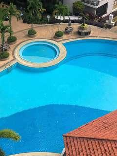 Looking for Swimming Teacher condo pool - fresher welcome