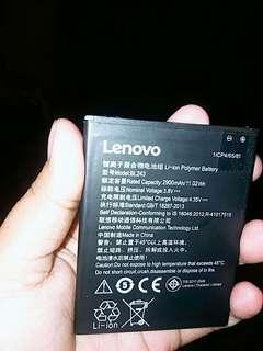 Baterai Ori Lenovo A7700