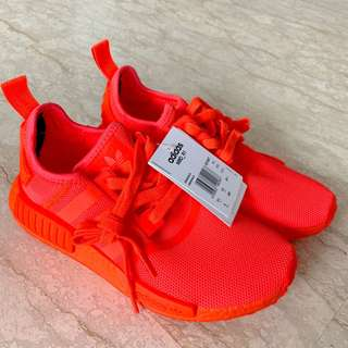 1d6300c9ca8 Adidas NMD R1 Solar Red US 6 Brand New Unworn