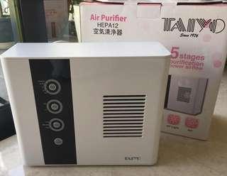 🚚 Taiyo air purifier