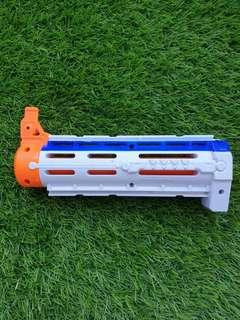 Nerf attachment front barrel