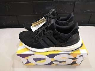Adidas Ultraboost 4.0 Core Black