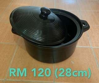 Clay pot (28cm)