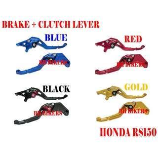 Honda RS150 brake lever