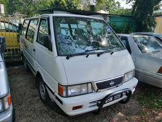 Nissan c22 window van 0162191010