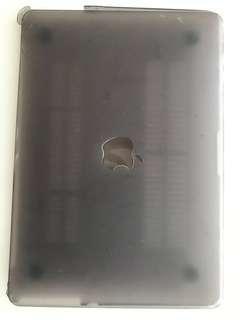 Macbook Air hardcase - black