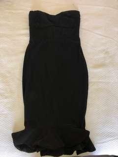 Bec and bridge black dress