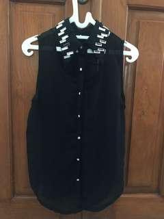Black diamond shirt