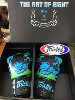 *BNIB* Limited Edition Fairtex X Ludwig Van Muay Thai Gloves