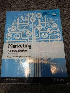 行銷學marketing an introduction