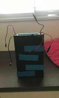 Dualtron ultra battery