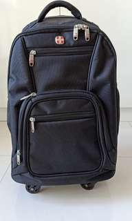 4 wheel Backpack