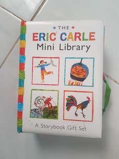 Eric carle's mini books