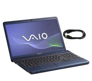 Sony Vaio 4GB RAM 320GB 2.0Ghz laptop works perfectly