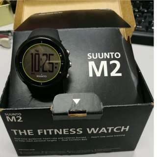 💯⌚ original Suunto M2 - HRM Heart Rate Monitor