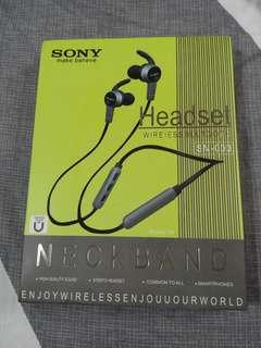 🎉On Sale🎉SONY NECKBAND wireless headset sn-003