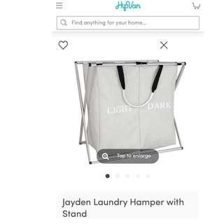Hipvan laundry hamper