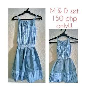 M&D set for 150 only!