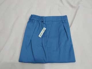 Baggy pants blue